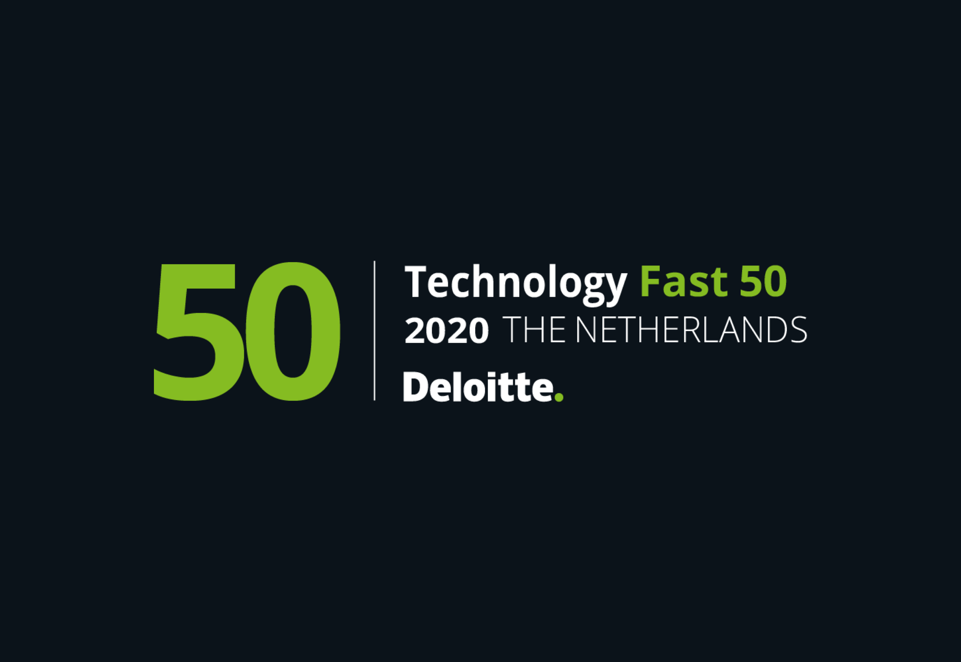 We zijn overdonderd, Cube staat in de Deloitte Technology Fast 50!