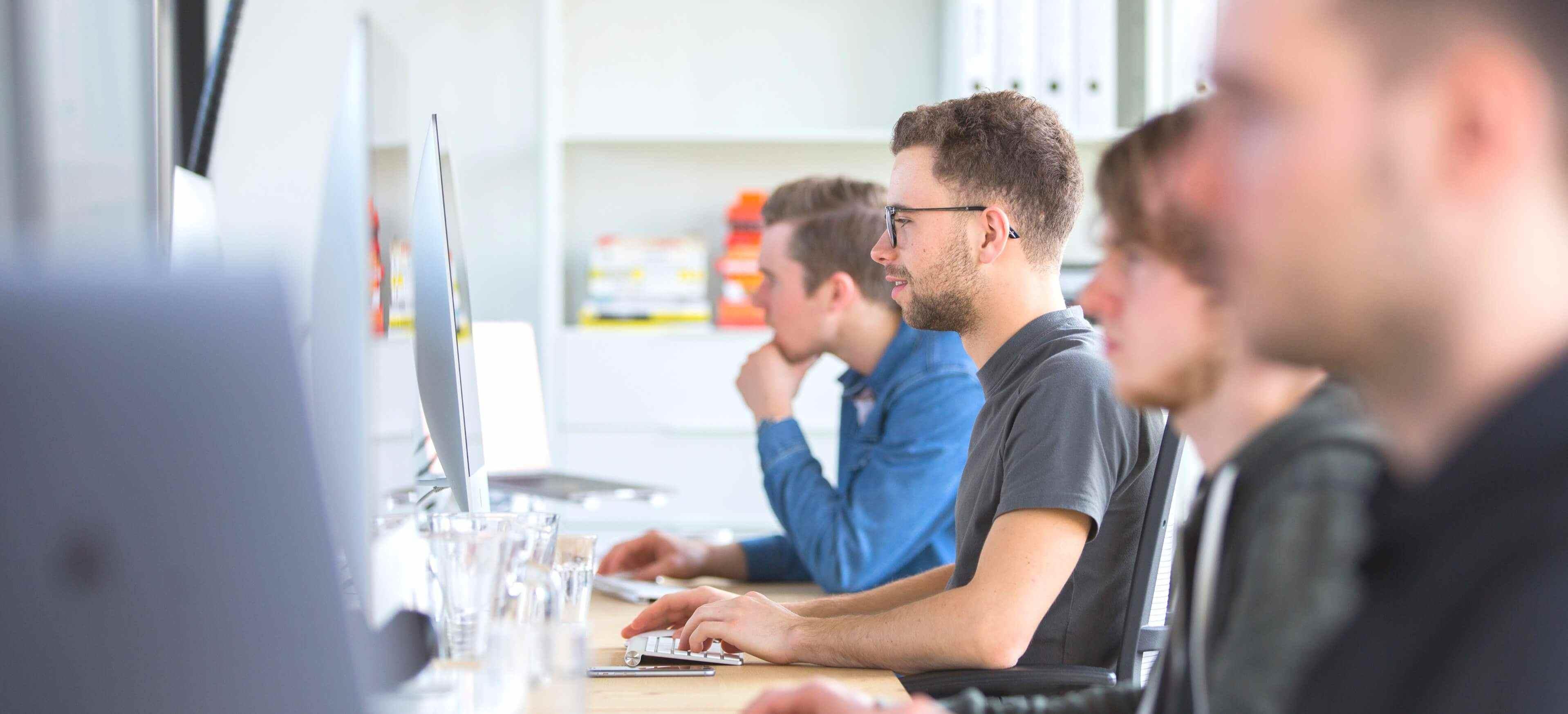 Wil jij als Javascript Developer het Cube team komen versterken?