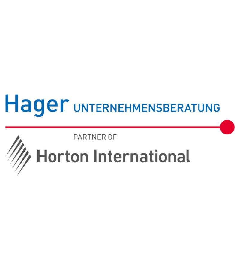 Logo of Hager Unternehmensberatung