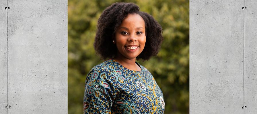 Kwena Mabotja, Global Director Purpose and Sustainability Marketing at SAP