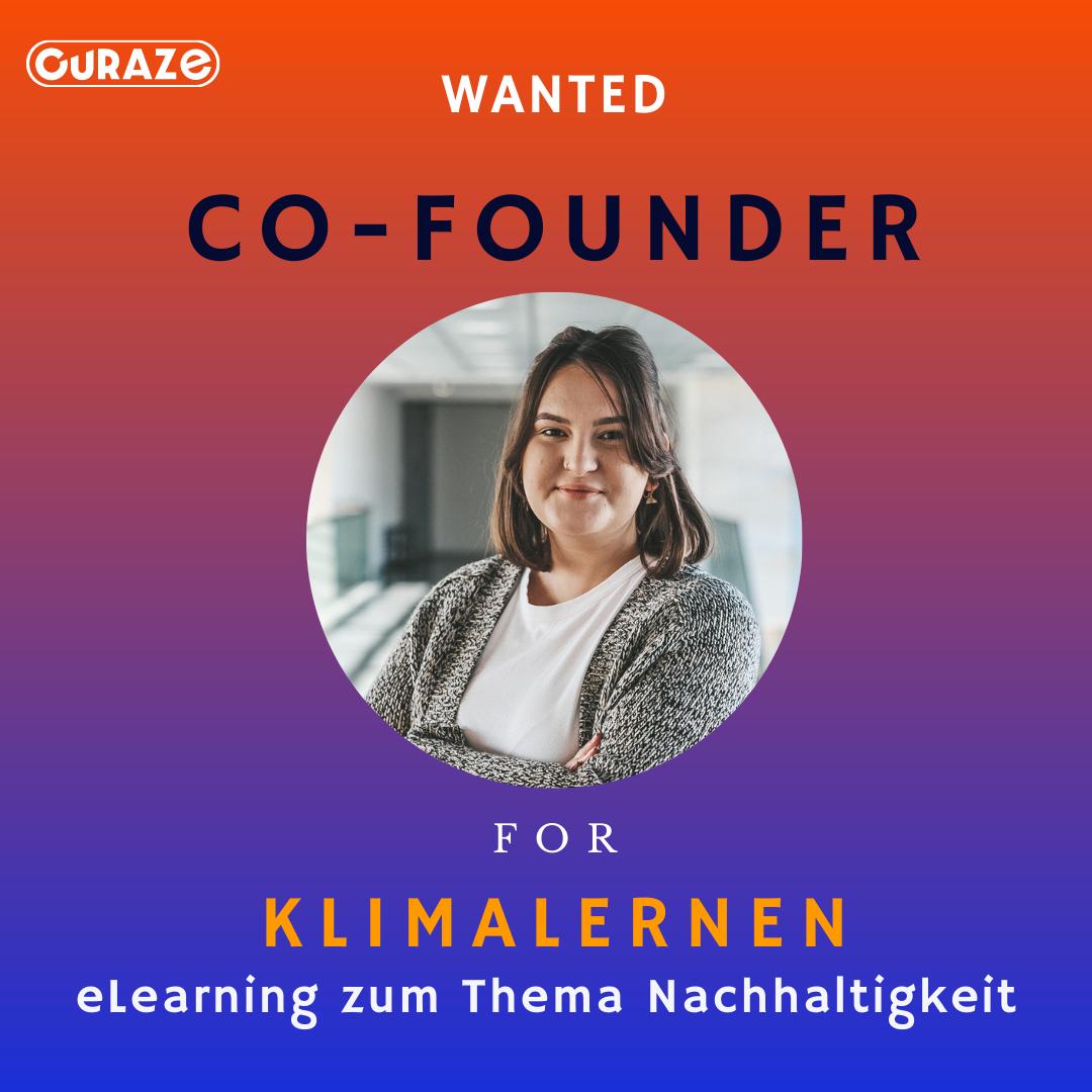 Anna Schild, Founderin von Klimalernen