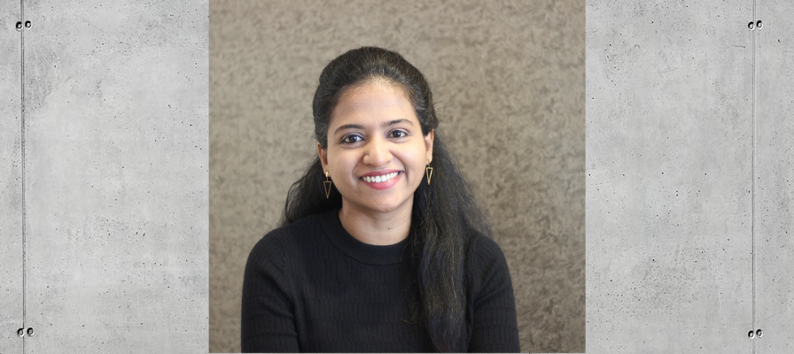 Shanthameena Chandrasekaran from SAP India