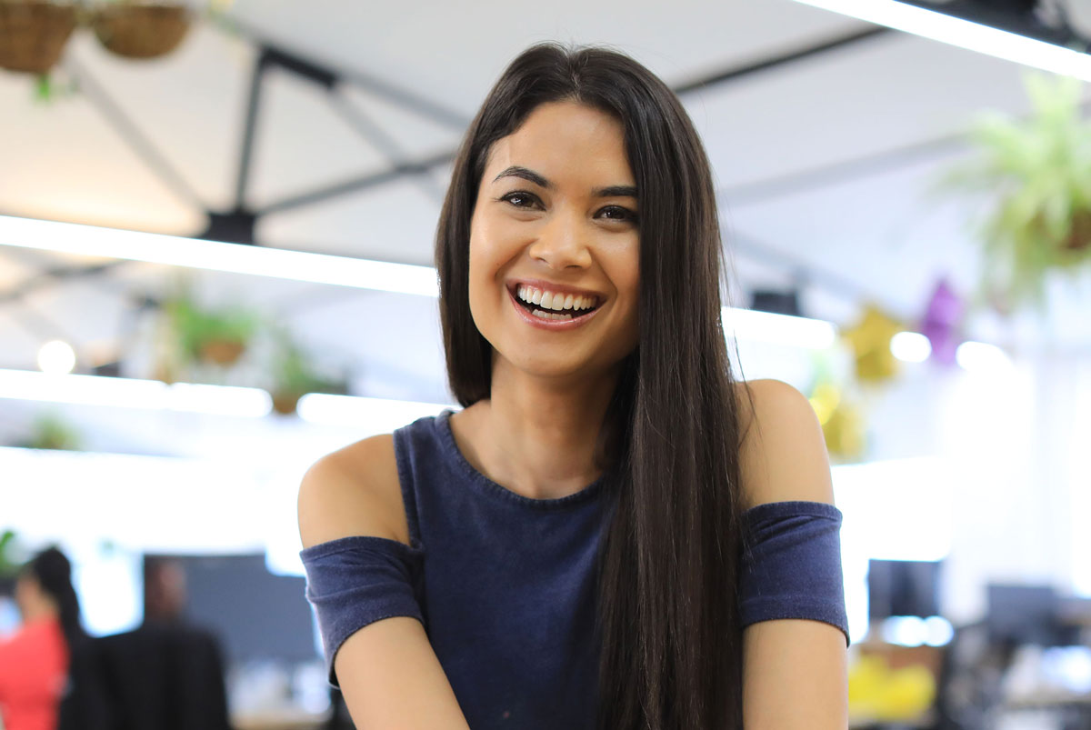 Melanie Perkins, the Founder of Canva