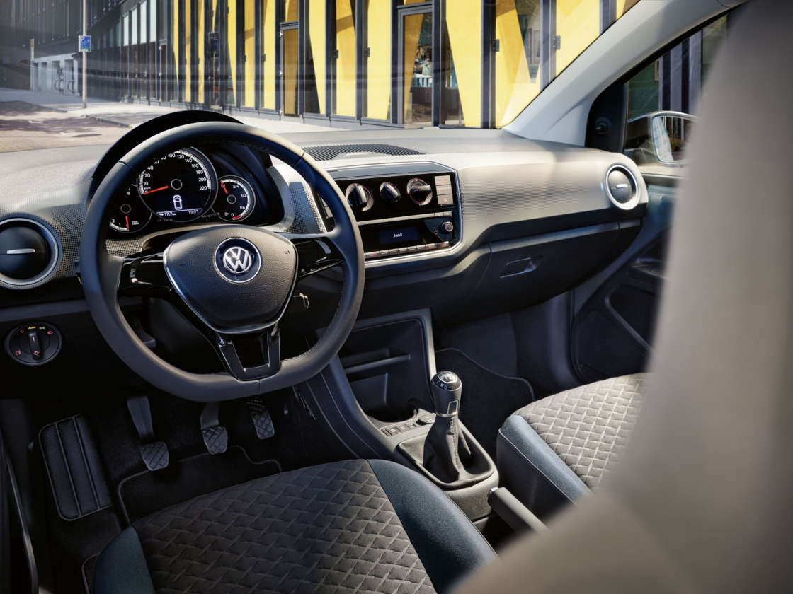 Interieur Volkswagen up 2020
