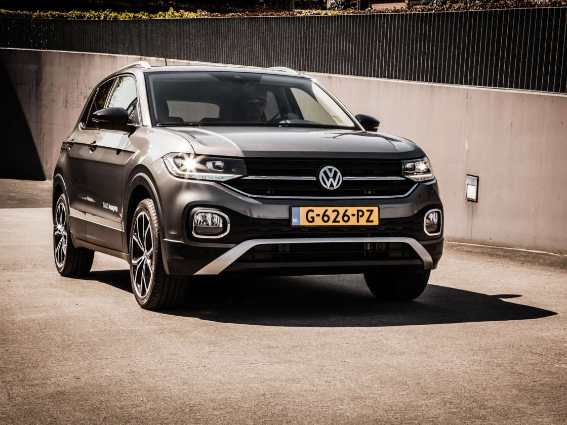 Volkswagen T-Cross Lane Assist