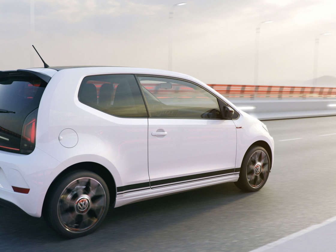 Volkswagen up exterieur