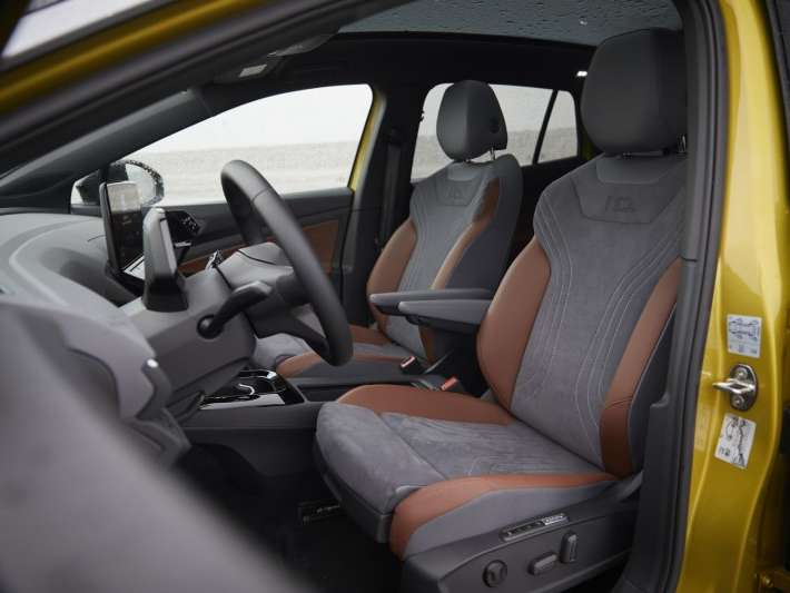 Volkswagen ID.4 Max, Tech, Family interieur