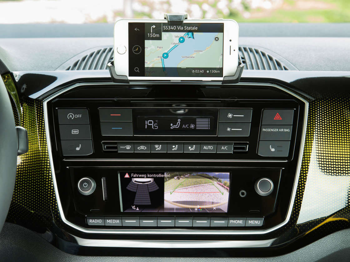 Infotainment VW up