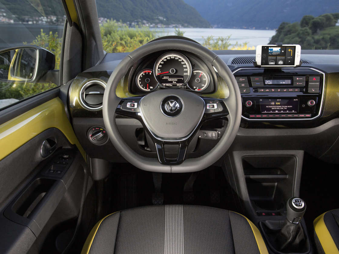Interieur VW up 2020