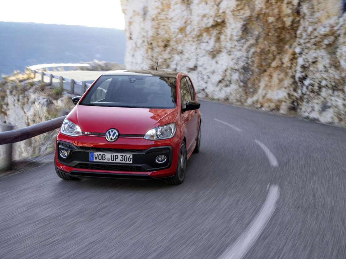 Volkswagen up GTI details
