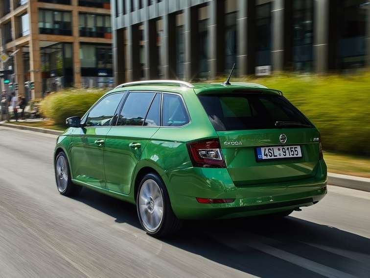 fabia stationwagon