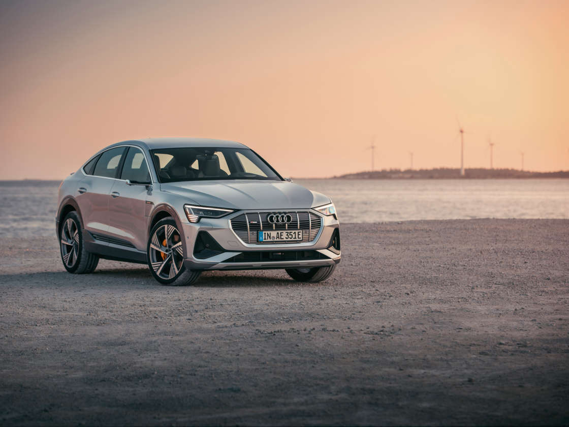 Audi e-tron Sportback specificaties