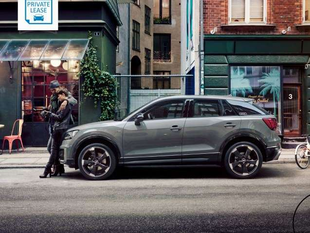 audi q2 private lease acties