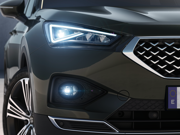 Seat Tarraco Led verlichting