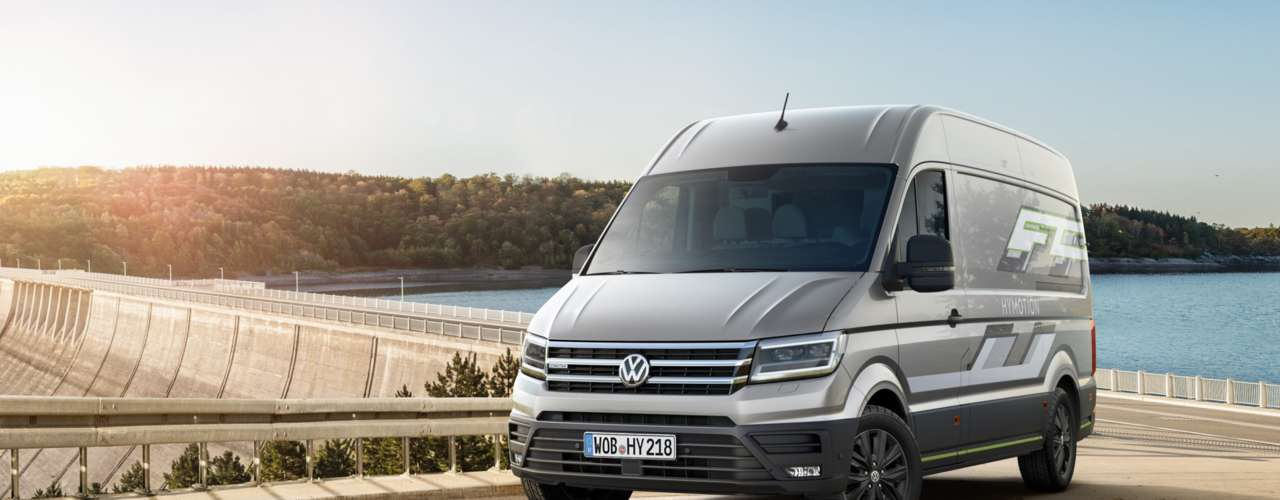 Volkswagen Crafter HyMotion