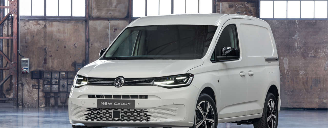 VW Caddy 2020 motoren