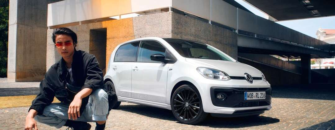 Volkswagen up occasions