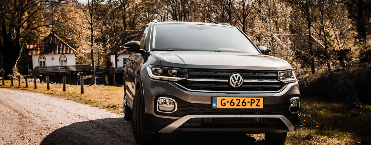 Volkswagen T-Cross header