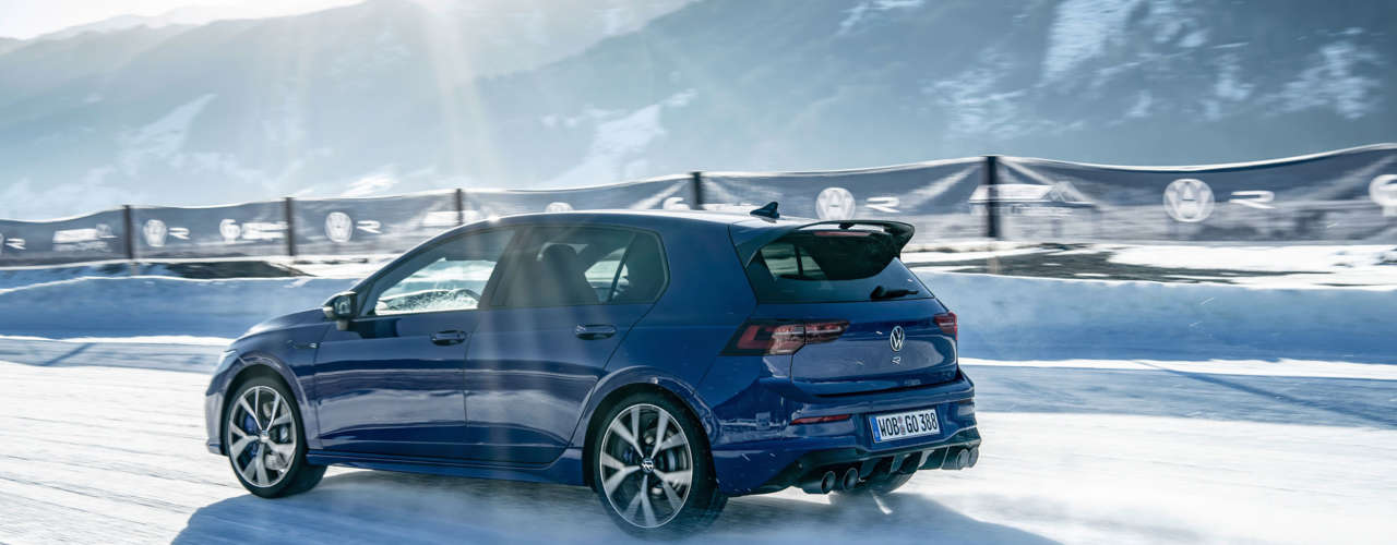 Volkswagen Golf 8 R 2021