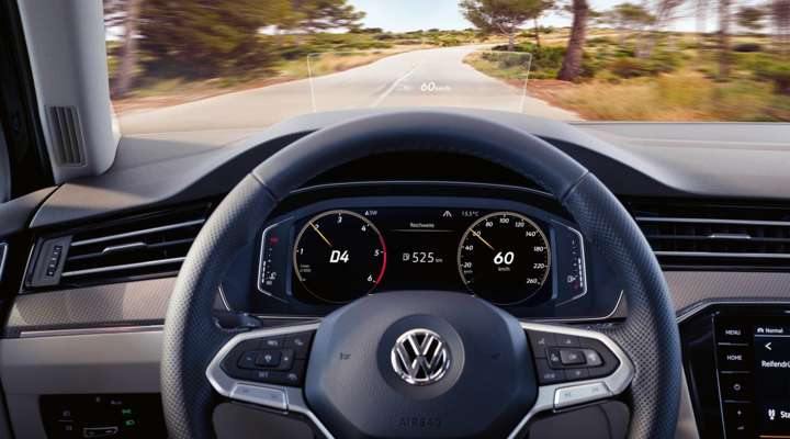 Volkswagen Passat Travel Assist