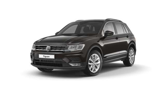 Tiguan private lease