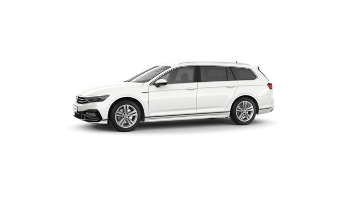 vw passat variant elegance business r