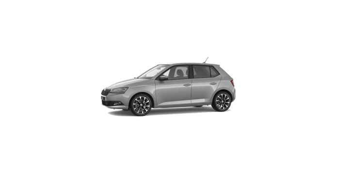 skoda fabia business edition