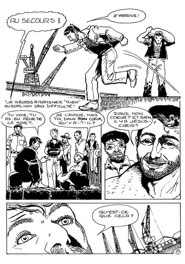 Le prisonnier de Hambourg