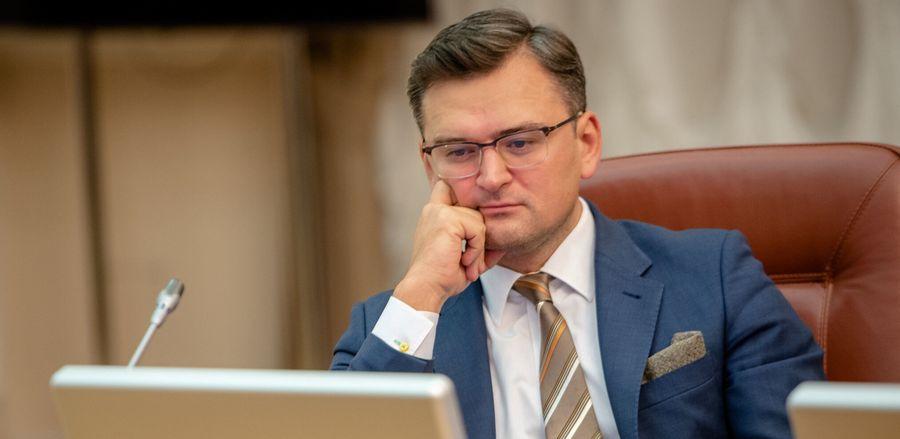Глава МЗС України пояснив відсутність контактів Зеленського і Байдена