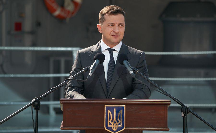 УПЦ МП поставила ультиматум президенту Украины Владимиру Зеленскому