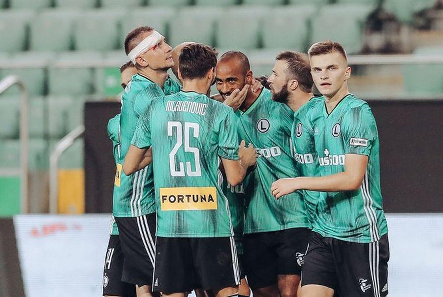 Лига чемпионов: Динамо-Брест унижает Астану, Карабах, Селтик и Црвена Звезда не замечают своих соперников
