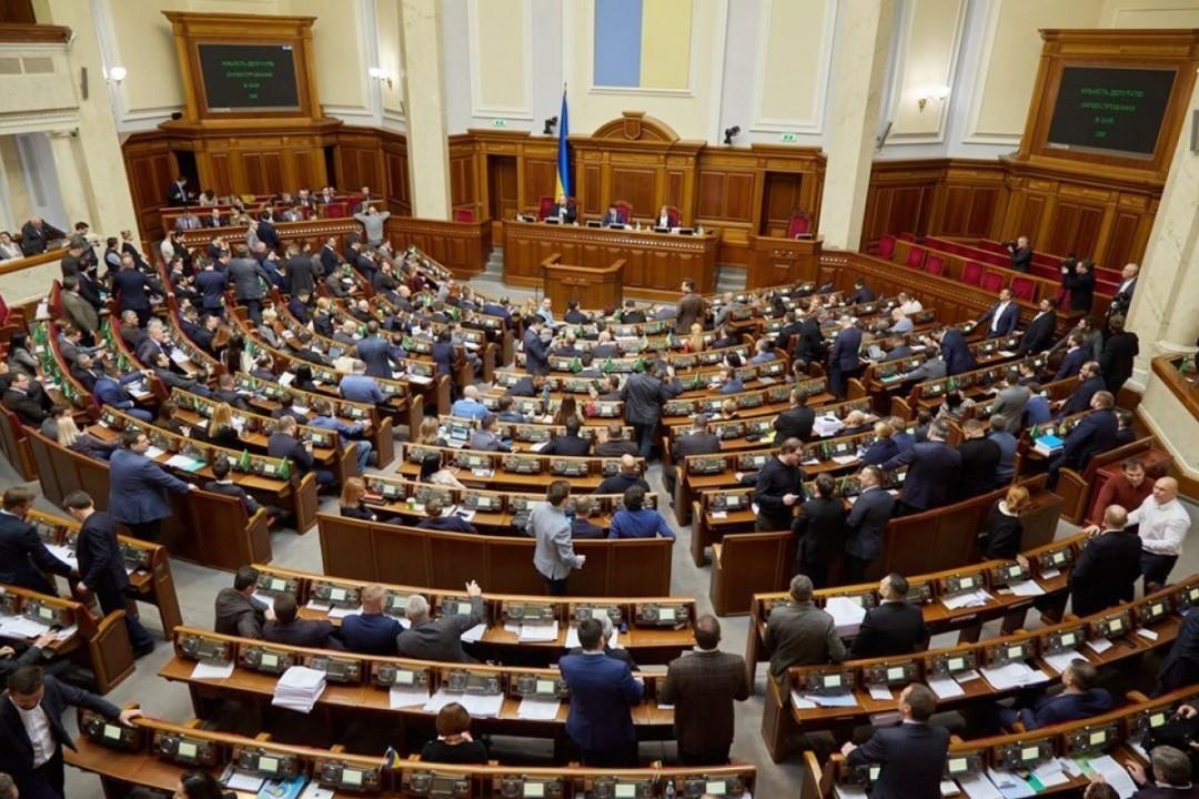 Верховна Рада погодилася пустити на навчання в Україну іноземні війська