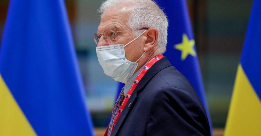 Верховний представник ЄС із закордонних справ пішов на самоізоляцію