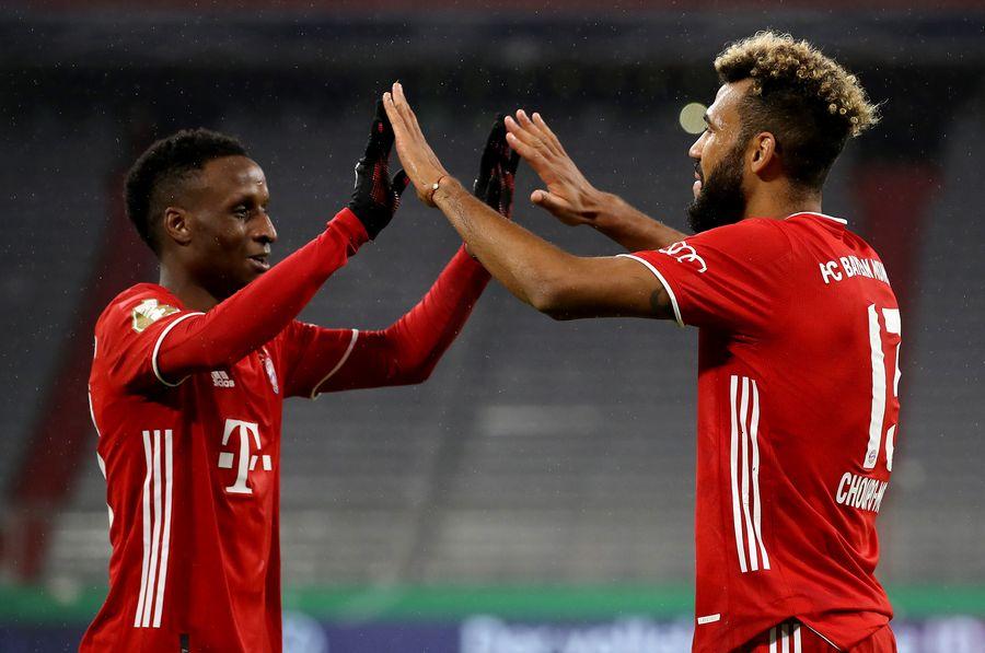 Дубль Шупо-Мотінга допоміг Баварії розгромити суперника в Кубку Німеччини (ВІДЕО)