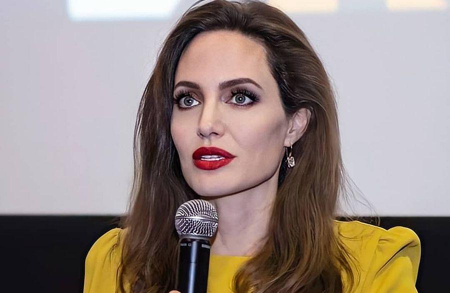 Анджелина Джоли выпустит книгу для подростков под названием «Знай свои права»