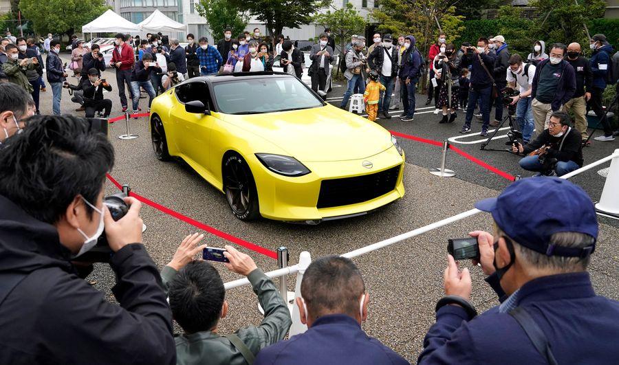 Компанія Nissan презентувала наступне покоління свого спорткара (ФОТО, ВІДЕО)