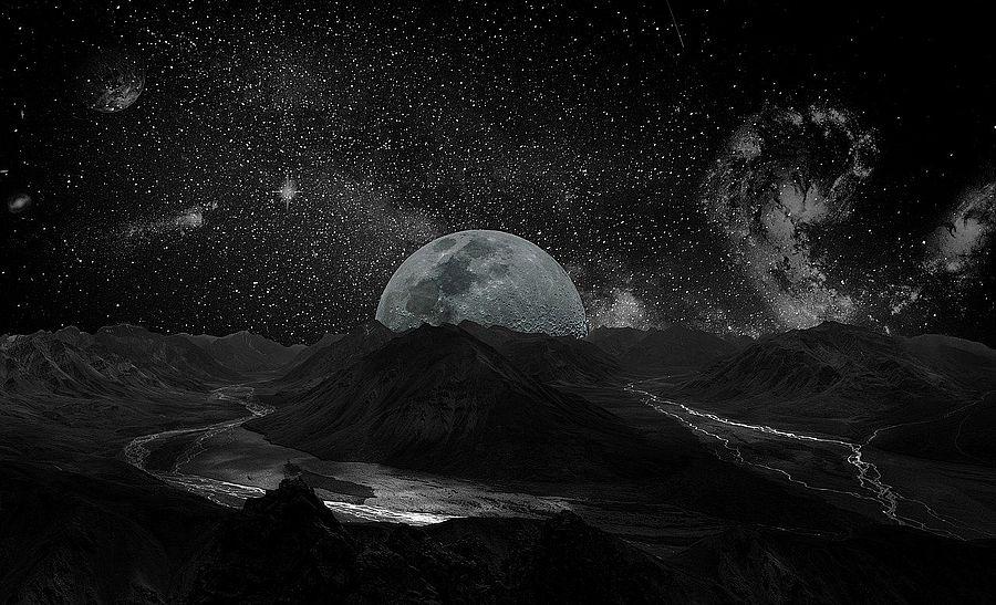Нельзя мусорить и драться: ученые NASA установили правила на Луне