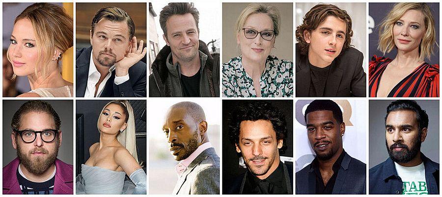 Найпопулярніші голлівудські актори зіграють в одній комедії