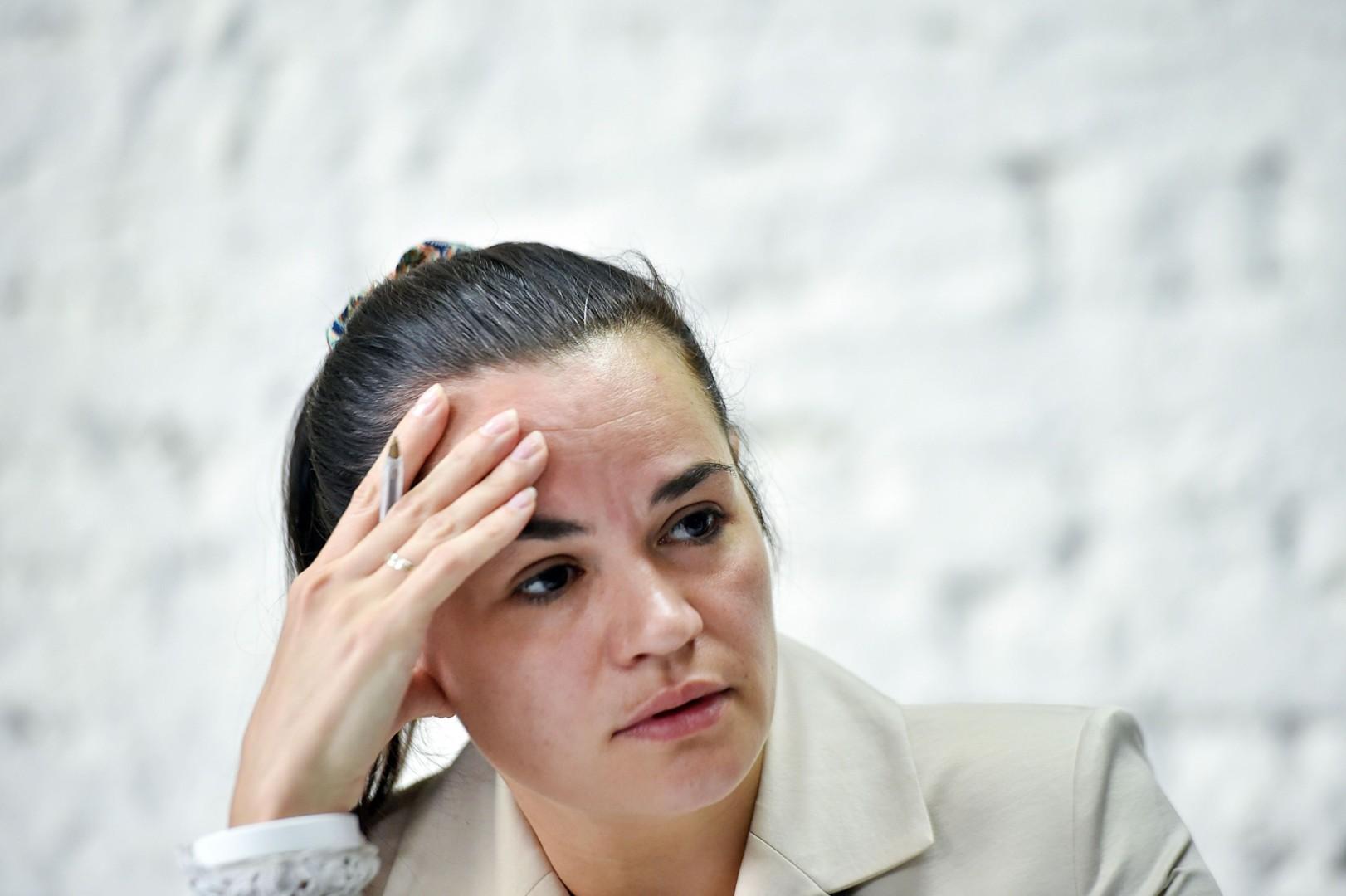 Тихановська планує просити Швейцарію розслідувати корупційні схеми Лукашенка