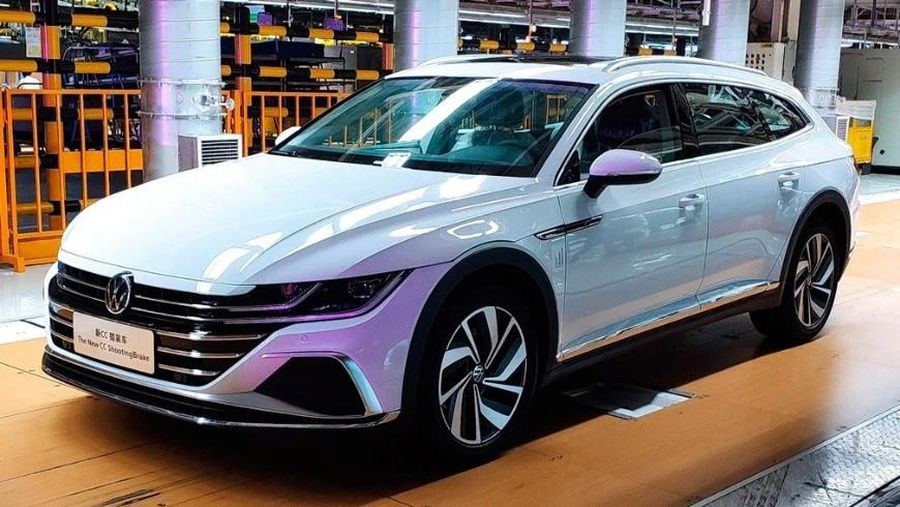 Офіційно представлений новий позашляховий універсал Volkswagen (ФОТО)