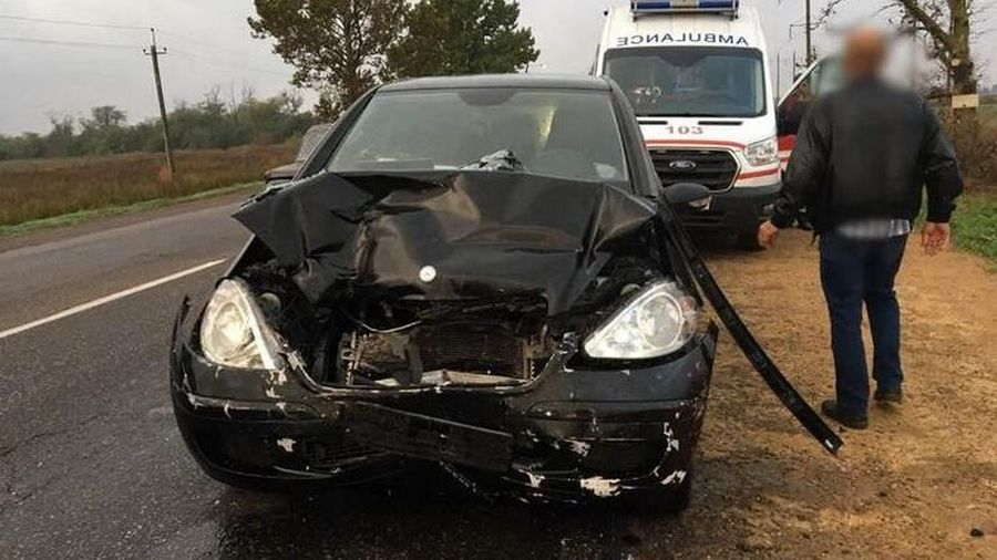 Трагедія на Одещині: В аварії постраждали семеро людей, двоє з яких — діти (ФОТО)