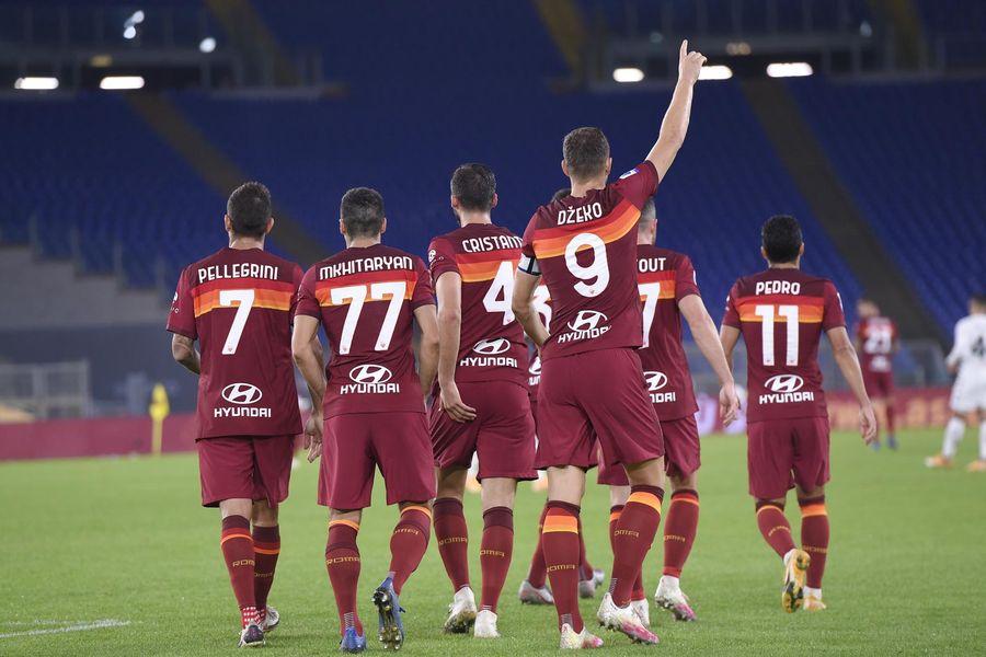 Филигранный гол Переса и дубль Джеко — в обзоре матча Рома — Беневенто (ВИДЕО)