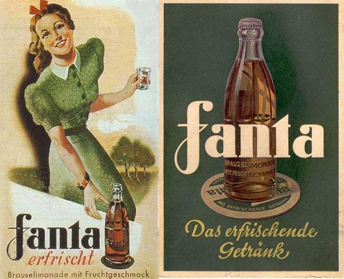 Фанта 40-х