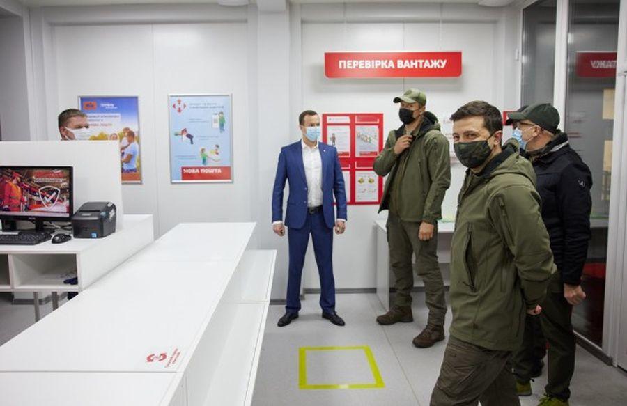Владимир Зеленский заболел на COVID-19