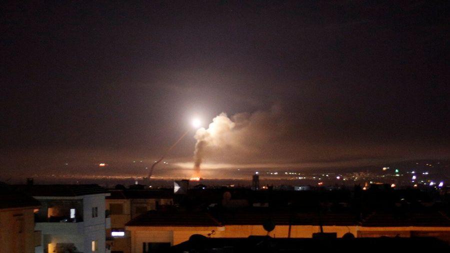 Ізраїльські винищувачі завдали удару по Сирії, щонайменше 10 людей загинули