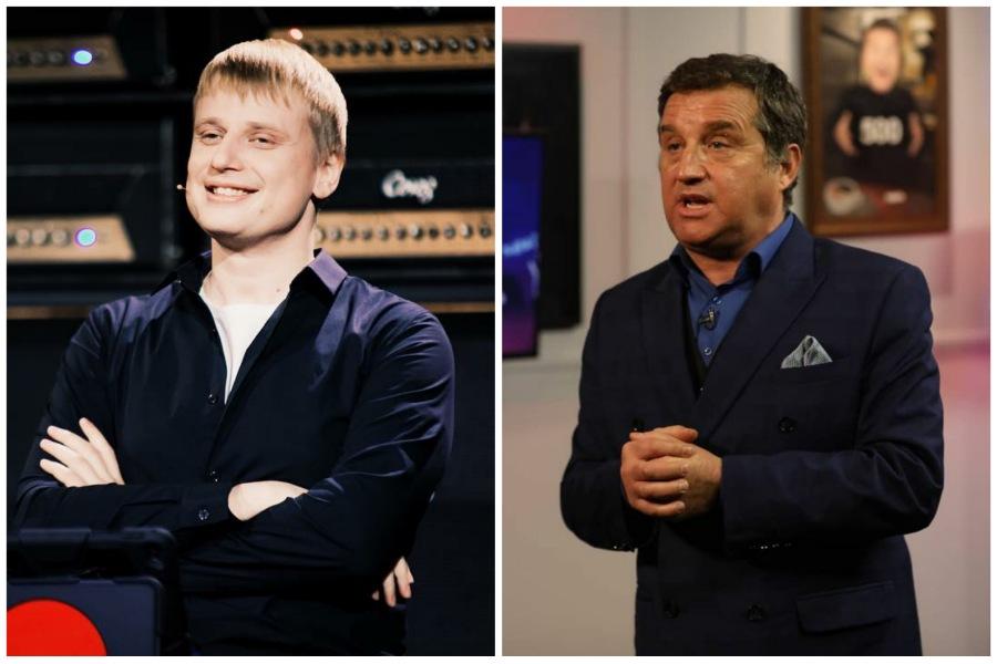 Слава Комиссаренко и Отар Кушанашвили: вышел новый выпуск шоу «Что было дальше?» (Видео)