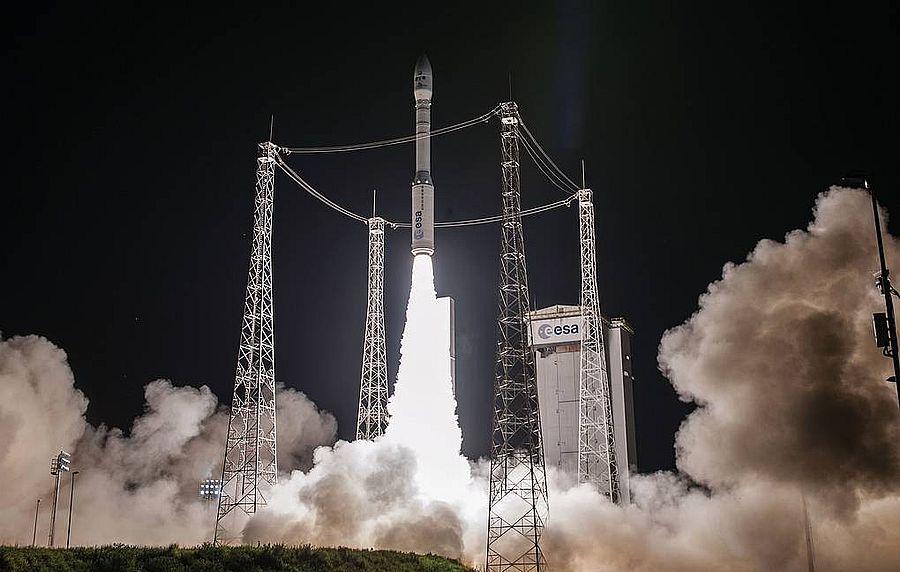 Провал запуску ракети Vega: названа причина