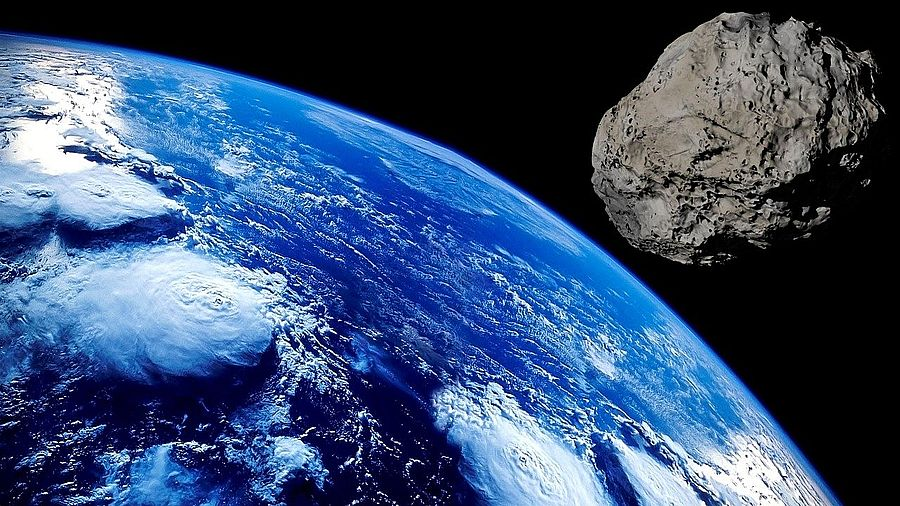 Астероид 2020 VT4 установил рекорд по сближению с Землей