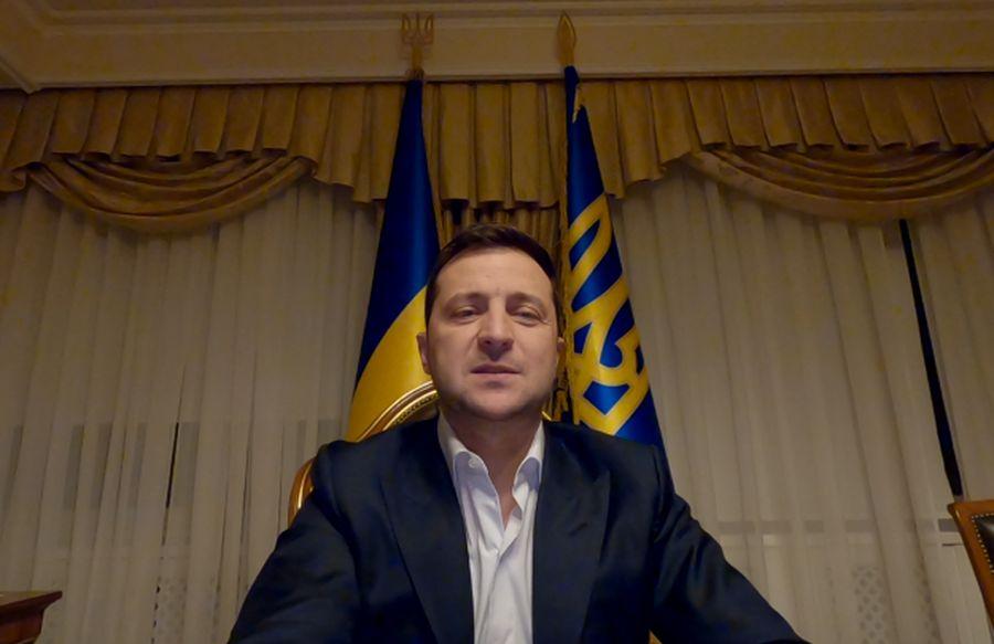 Володимир Зеленський провів зустріч з учасниками революцій різних років