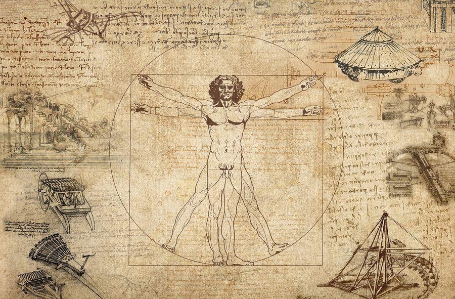 Вчені розкрили мікробіоту малюнків Леонардо да Вінчі